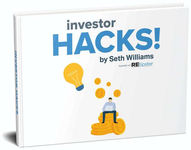 Investor Hacks Book Cover