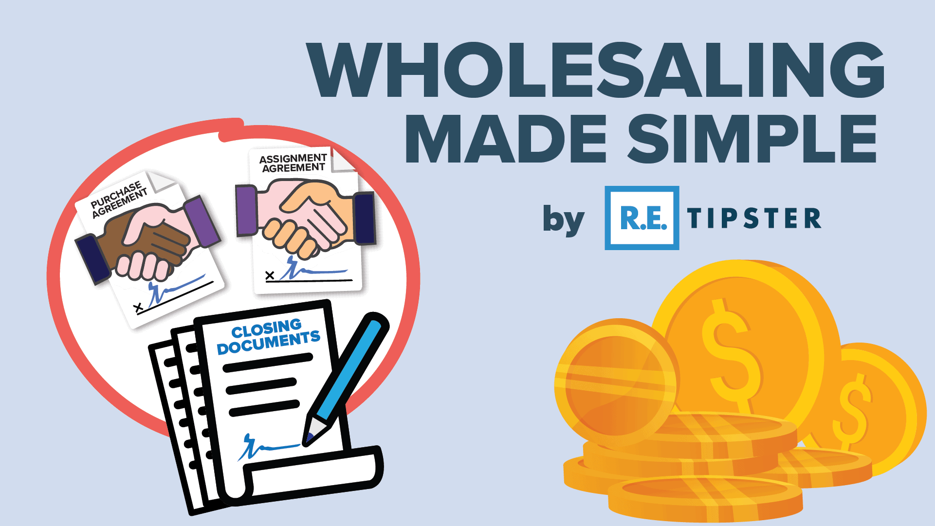 Wholesaling Made Simple Header