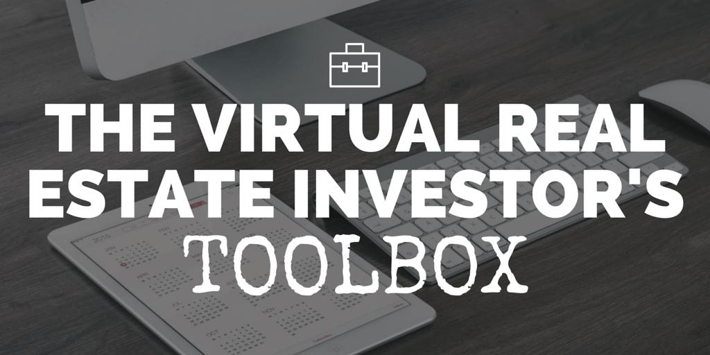 Virtual Real Estate Investor's Toolbox