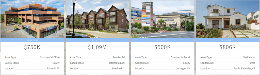 realtyshares-funded-investments