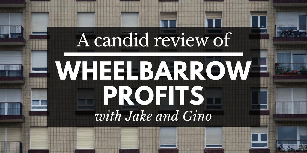Wheelbarrow Profits Review