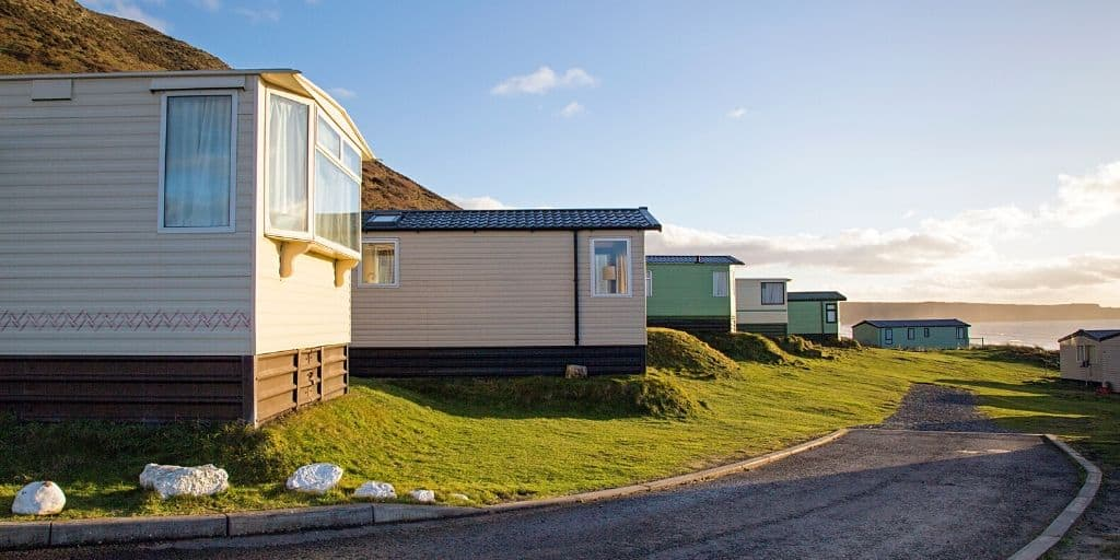 make money with mobile homes