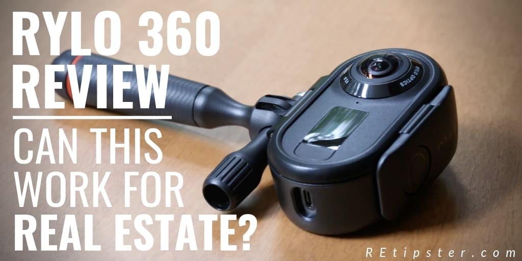 Rylo 360cameraforreal estate_