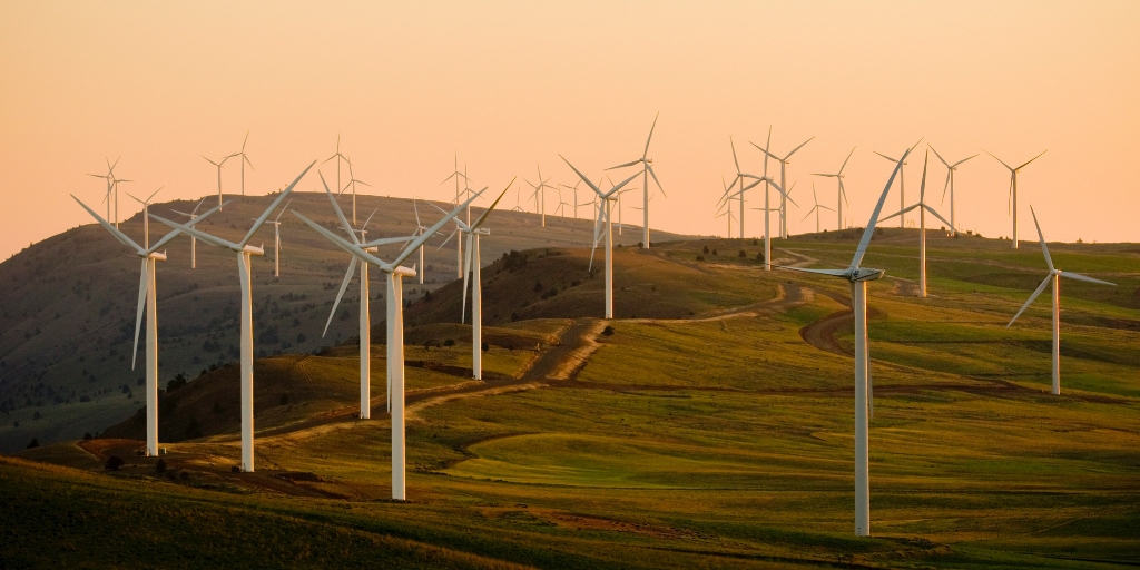 passive income from wind turbines