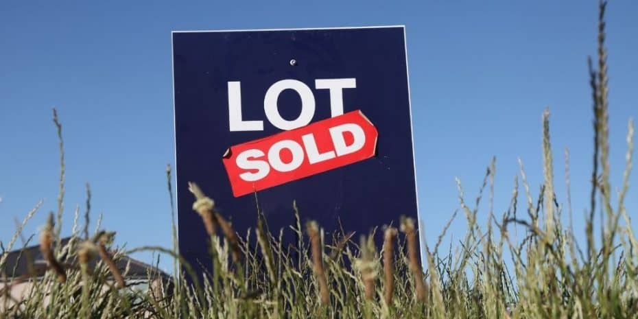 lot for sale sold