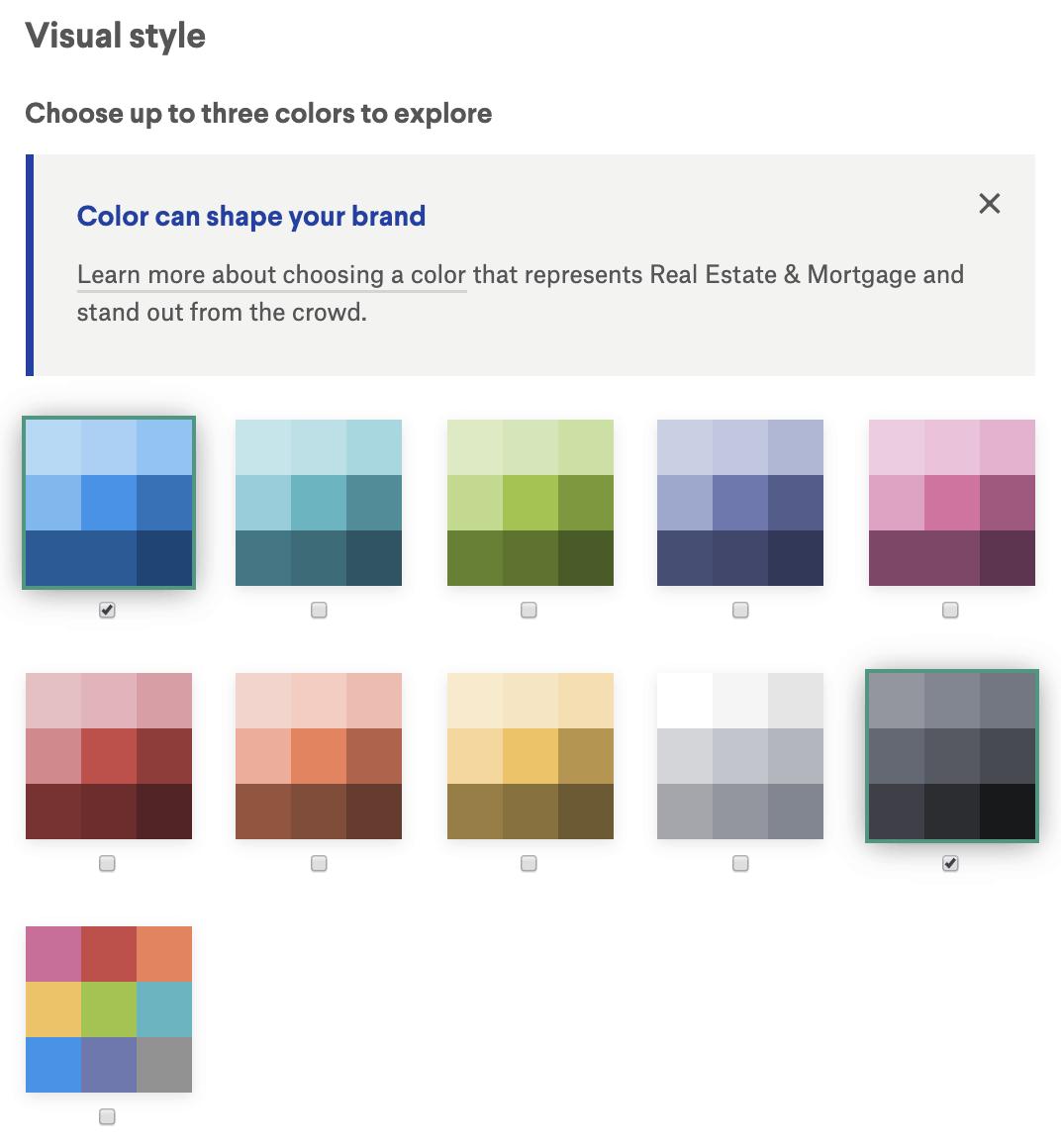99designs colors