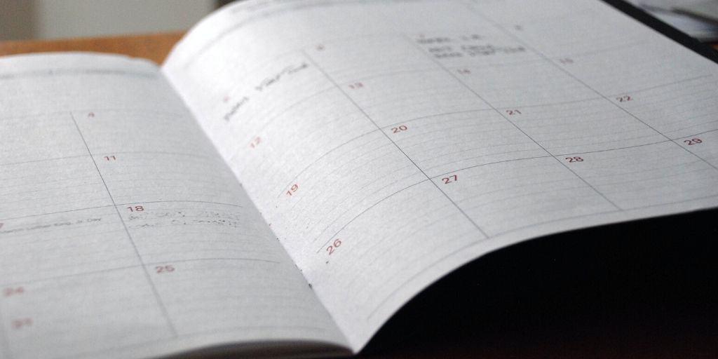 quiet title action calendar