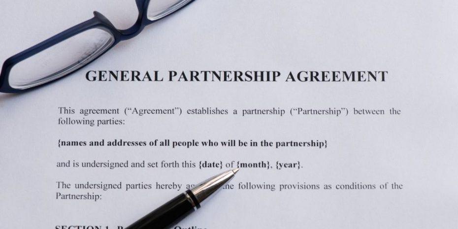 general partnership agreement