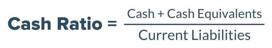 Cash Ratio