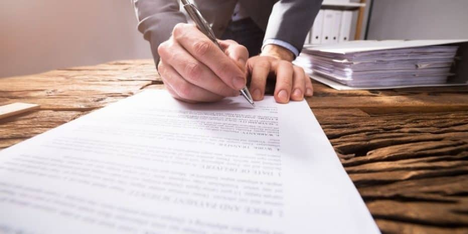 contract for deed closing