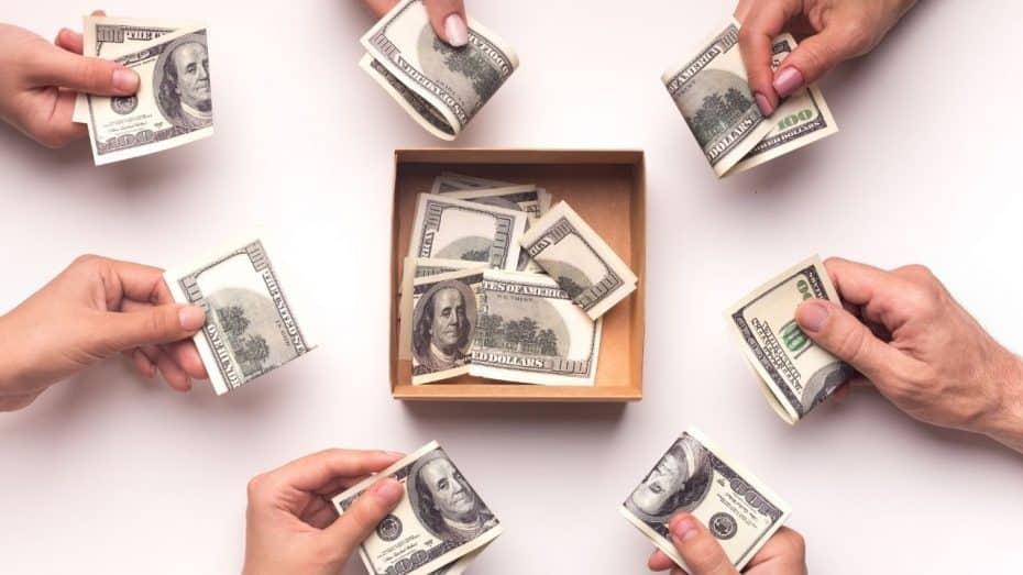 crowdfunding passive investor