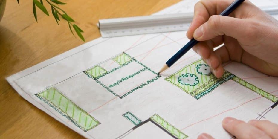 zoning entitlement landscaping