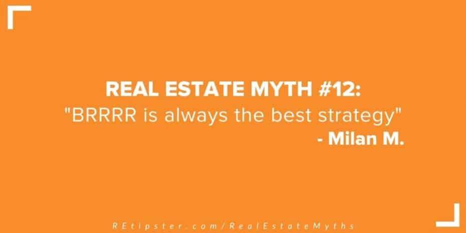Real Estate Myth 12