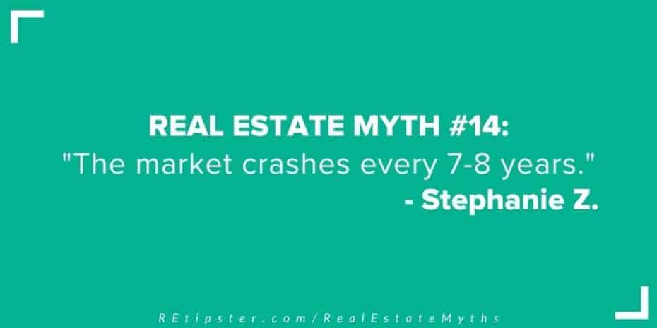 Real Estate Myth 14