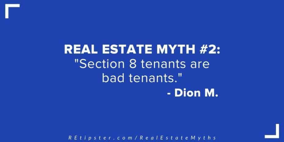 Real Estate Myth 2