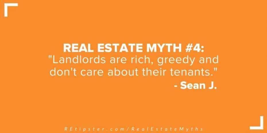 Real Estate Myth 4