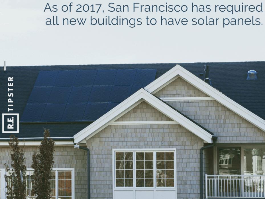 San Francisco Solar Panels 2017
