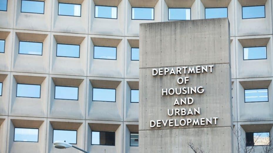 dept of housing and urban development fha