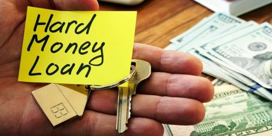 hard money loan key