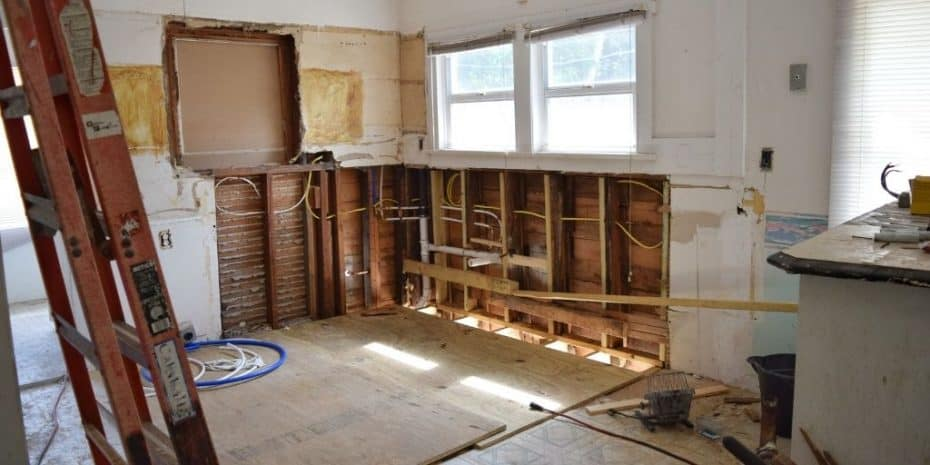 house flipping renovations