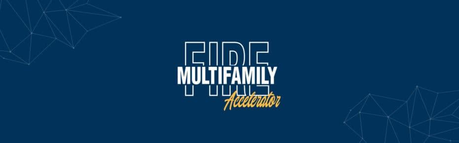 Multifamily Fire Logo Banner