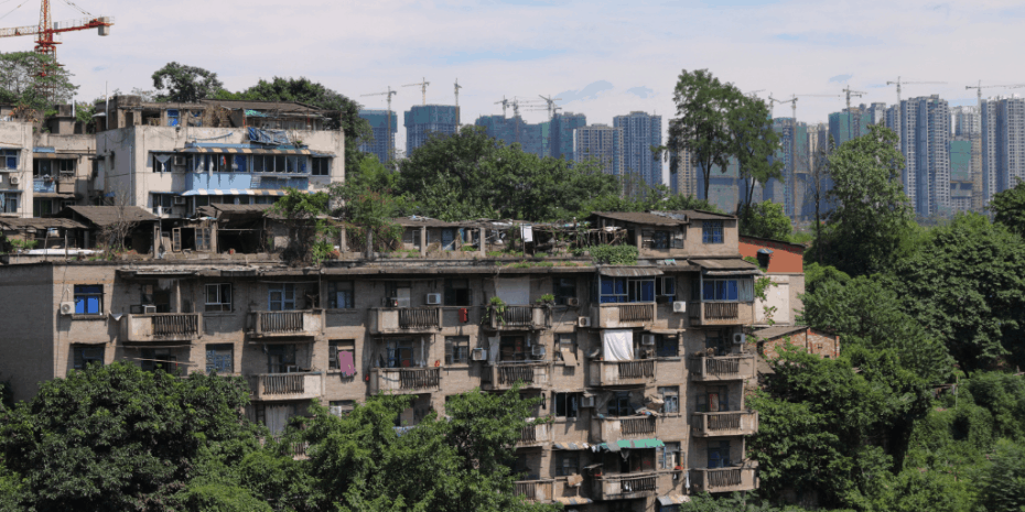 non-conforming real estate
