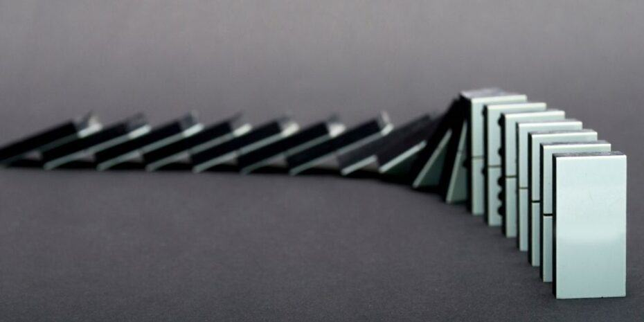 mortgage domino effect