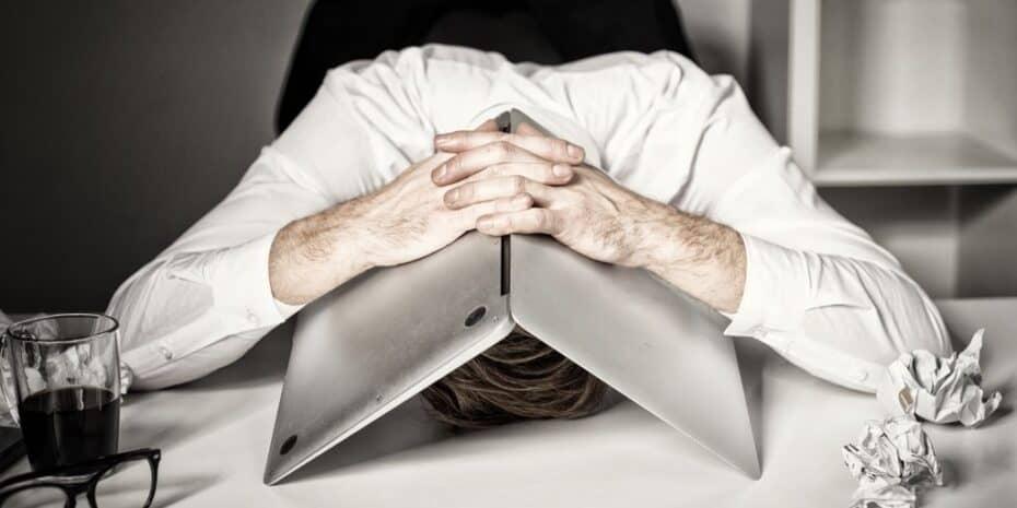 overwhelmed frustrated