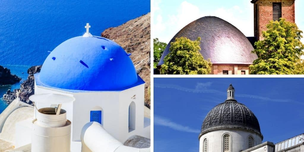 dome roof examples