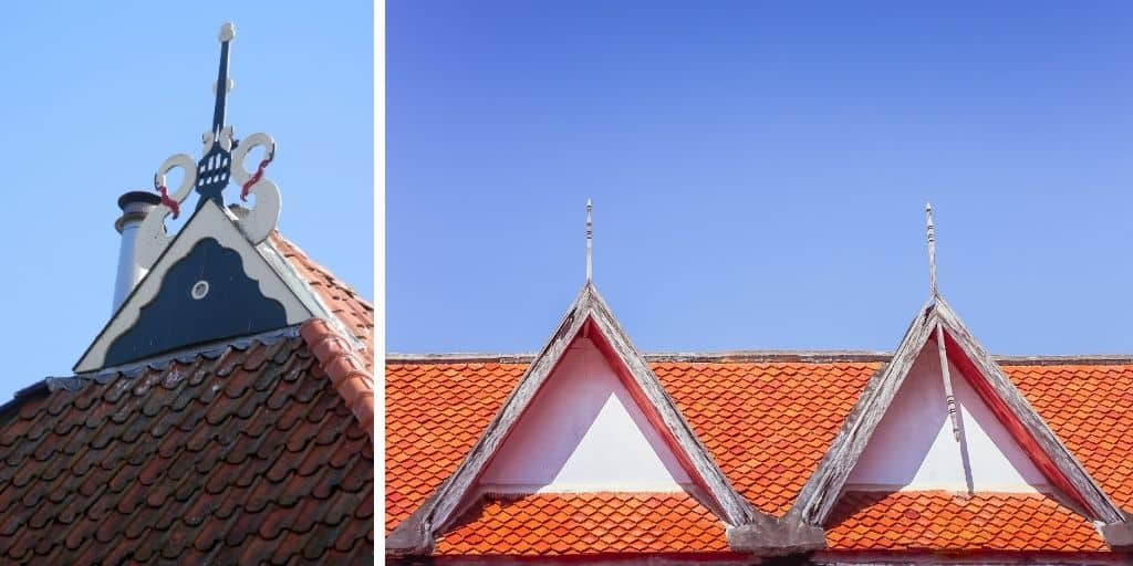dutch gable roof examples