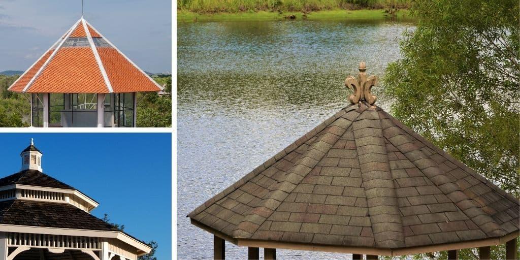 hexagonal roof examples