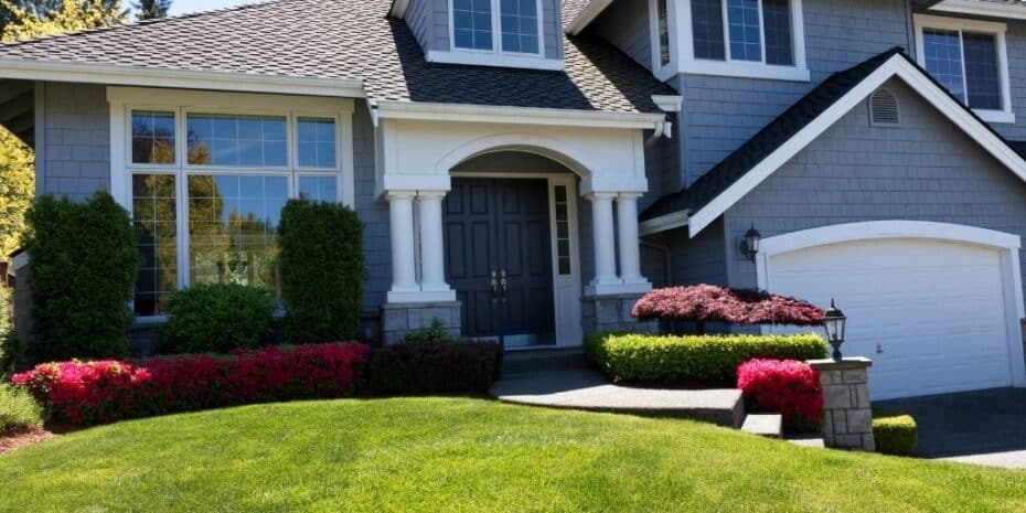 reverse mortgage maintained home
