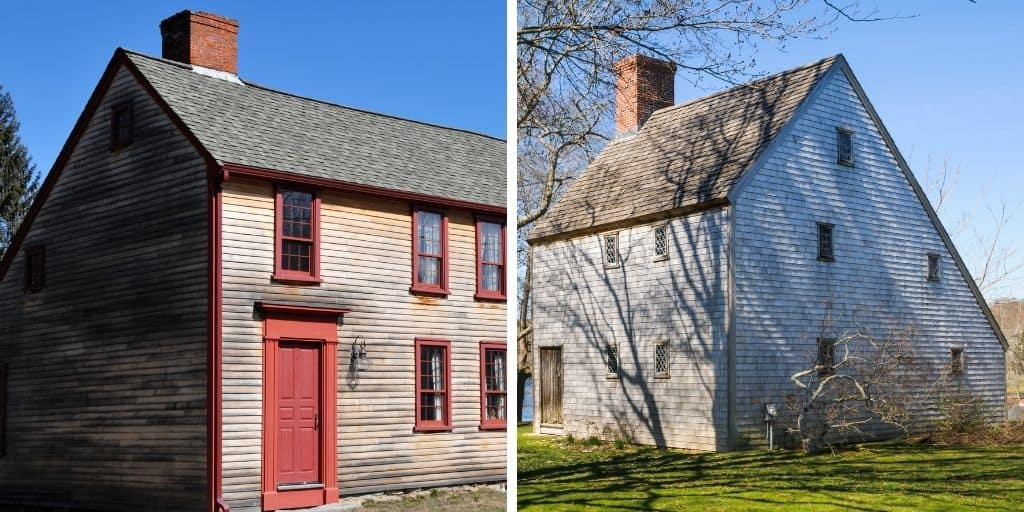 saltbox roof examples