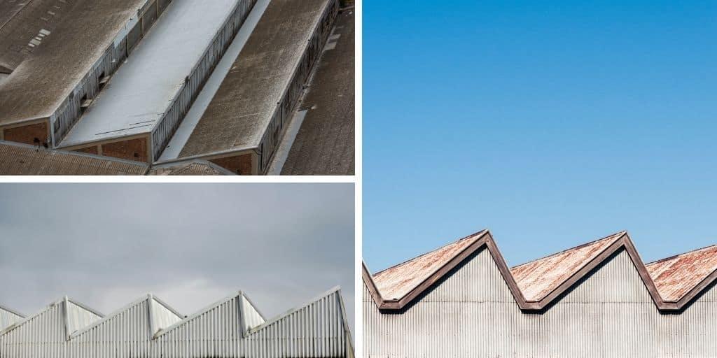 sawtooth roof