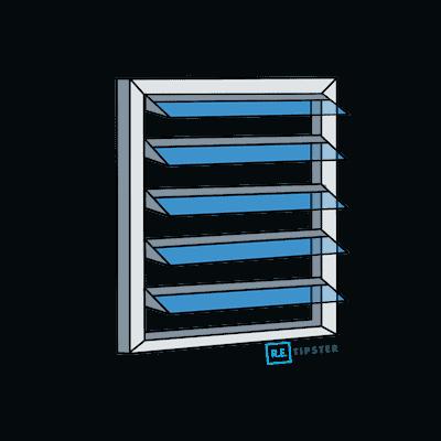 Jalousi Window
