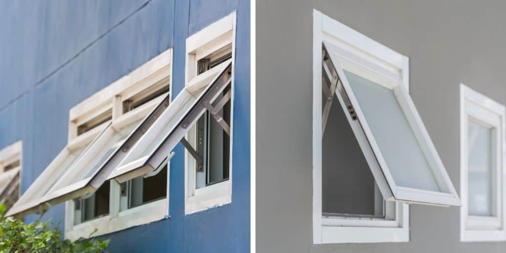 awning window examples