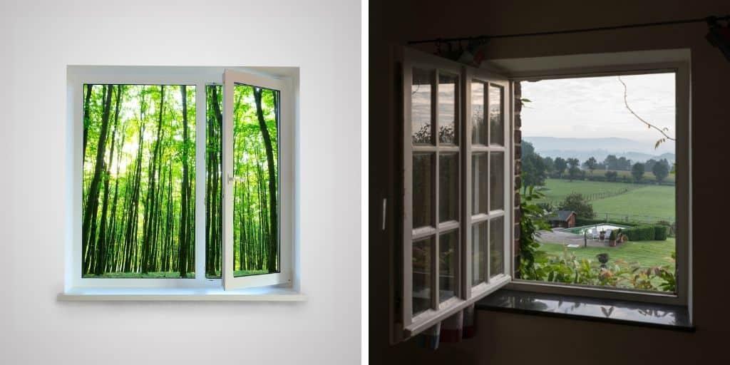 casement window example