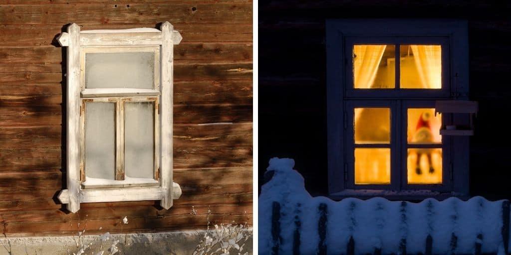 cottage window examples