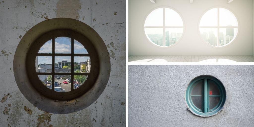 round window examples
