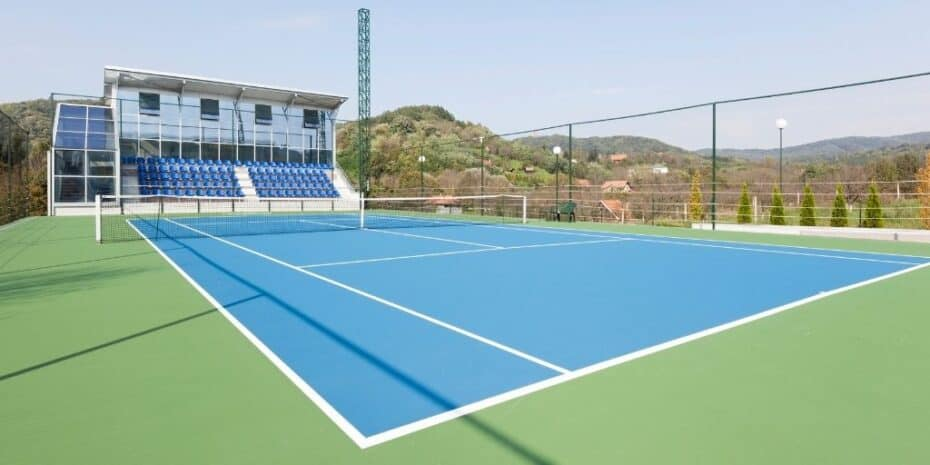 homeowners association athletic court