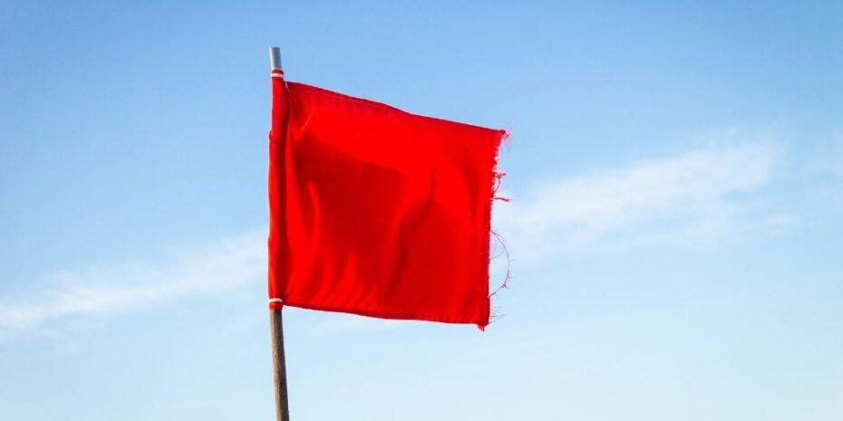 ponzi scheme red flag