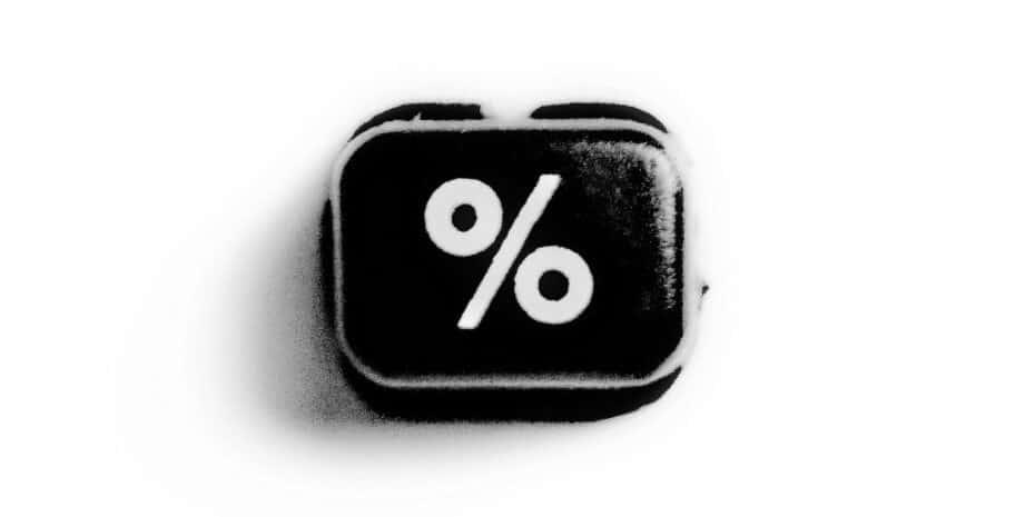APR percentage