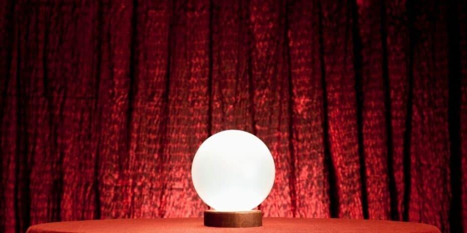 valuation crystal ball