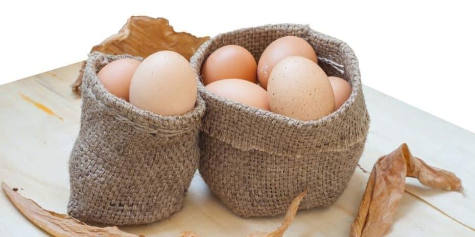 millionaire eggs