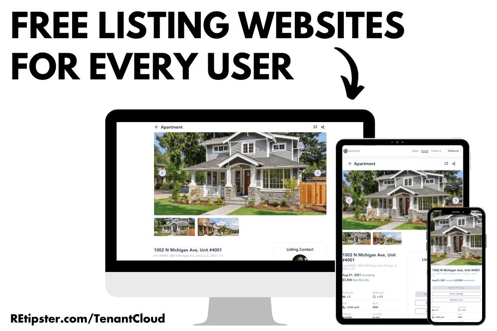 TenantCloud Listing Website
