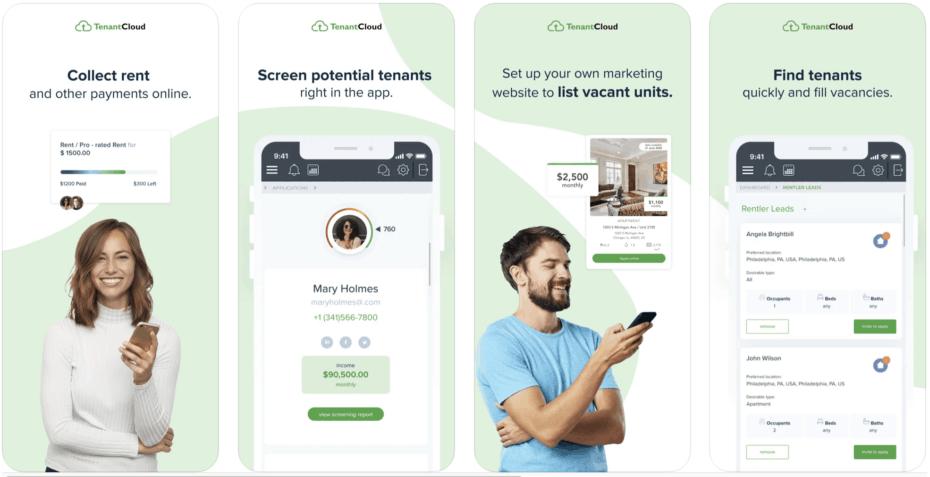 TenantCloud Mobile App