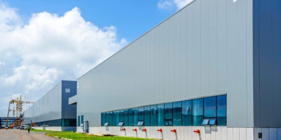 asset class industrial real estate
