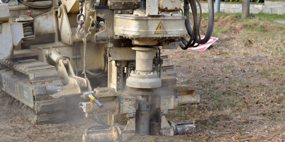 geotechnical investigation boring test
