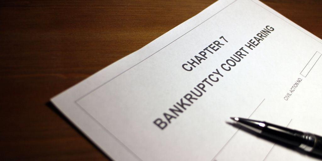 bond bankruptcy